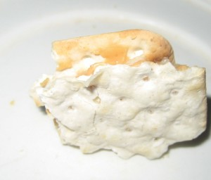 Cheese and Cracker Sandwich Recipe