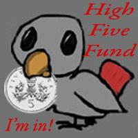 The High Five Fund Challenge!